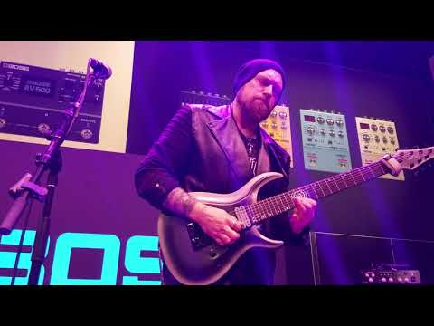 Andy James - After Midnight @ NAMM 2020 (HD)