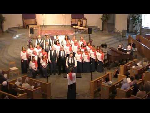 Dublin Singers Christmas Concert 2015