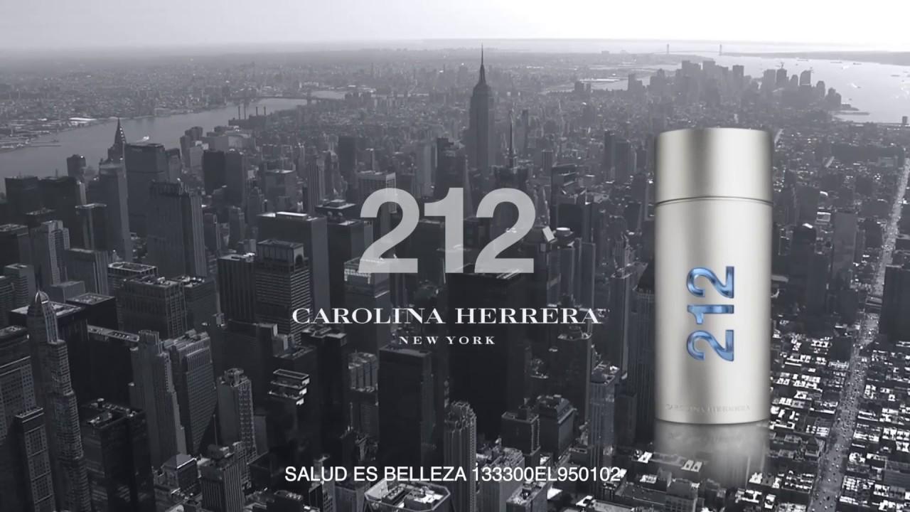 212 NYC Men Fragrance 2018 (Carolina Herrera)