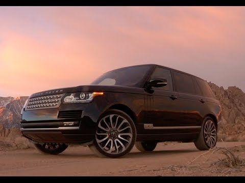 range rover autobiography long wheelbase magnificent youtube. Black Bedroom Furniture Sets. Home Design Ideas