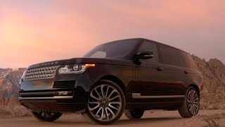 Range Rover Autobiography Long Wheelbase - Magnificent