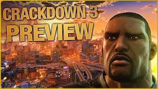 Crackdown 3 Preview: Multiplayer, Physics, & Cloud Computing