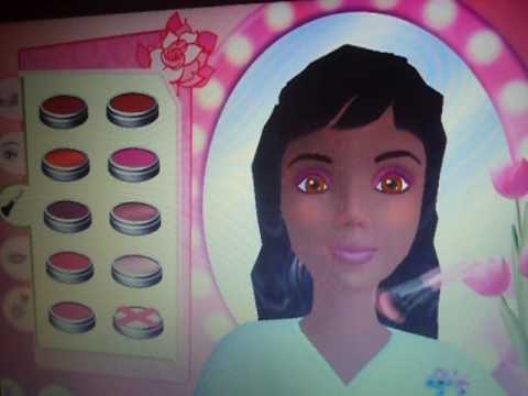 let's play barbie beauty boutique 01  youtube