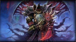 Mago, Caçador, Bruxo e Guerreiro VS Lich King - HearthStone #277