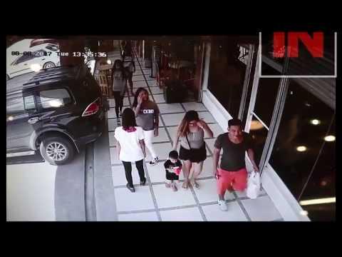Female gang brawl in Butuan City