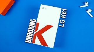 NUEVO LG K61 Unboxing y primeras impresiones | Tecnocat