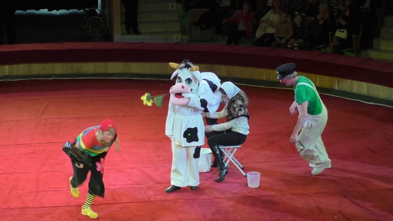 Семейка дочка из цирк россии папа мама клоуны и видео