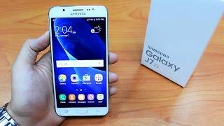 فتح صندوق Samsung galaxy J7 2016