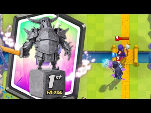 Clash Royale - Full Attack Tournament of Champions Week 3 - 1,000 players!