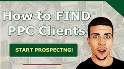Selling Google Adwords: How to Find PPC Clients - Prospecting Strategies For Advertising Agencies