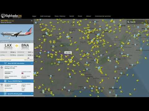 FlightRadar24 - Best Live Flight Tracking Website