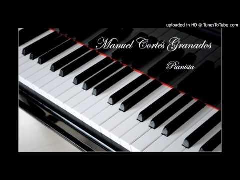 Matthew Wilder - Break my stride, interpreta en Piano Manuel Cortés Granados