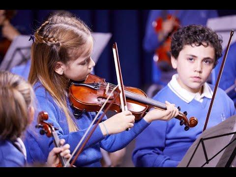 Promoción Escuela de Música - Stella Maris La Gavia