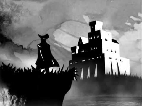 The Mask of the Red Death (Edgar Allan Poe) - Animation by Jean & Tim ENG