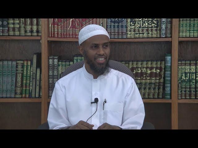 #4  Horudhaca Kitaabka Sifada Salaada| Sh. Bashir Shiil