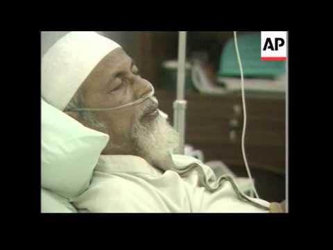 Abu Bakar Bashir remains in hospital, doctor comments