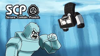 Minecraft - SCP -1 THE YETI! (SCP CONTAINMENT BREACH)