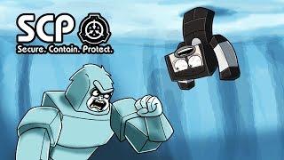 Minecraft - SCP -1 THE YETI! (SCP CONTAINMENT BREACH)