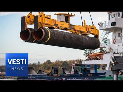 Hiccup in Nord Stream II Pipeline! Russia Regrets Handing Captured Nazi Island Over to Denmark!