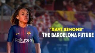 Xavi Simons ● The Future of FC Barcelona ||HD||