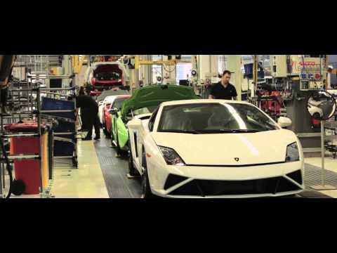 Inside Automobili Lamborghini - AutoEmotionenTV