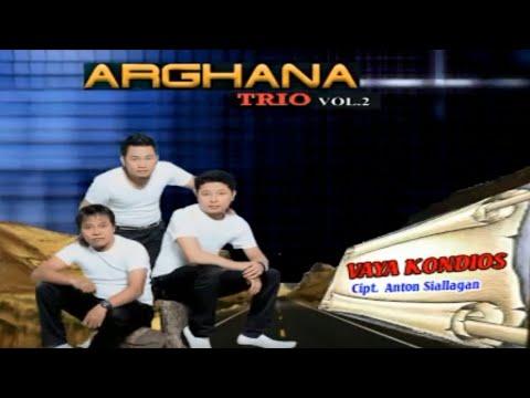 Arghana Trio - Vaya Kondios