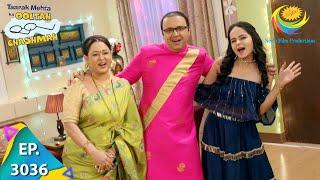 Taarak Mehta Ka Ooltah Chashmah - Ep 3036 - Full Episode - 13th November 2020