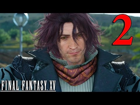 L' UOMO MISTERIOSO... - FINAL FANTASY XV [Walkthrough Gameplay ITA HD - PARTE 2]