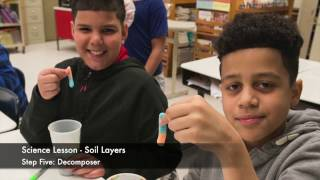 Science Lesson - Tarbox School