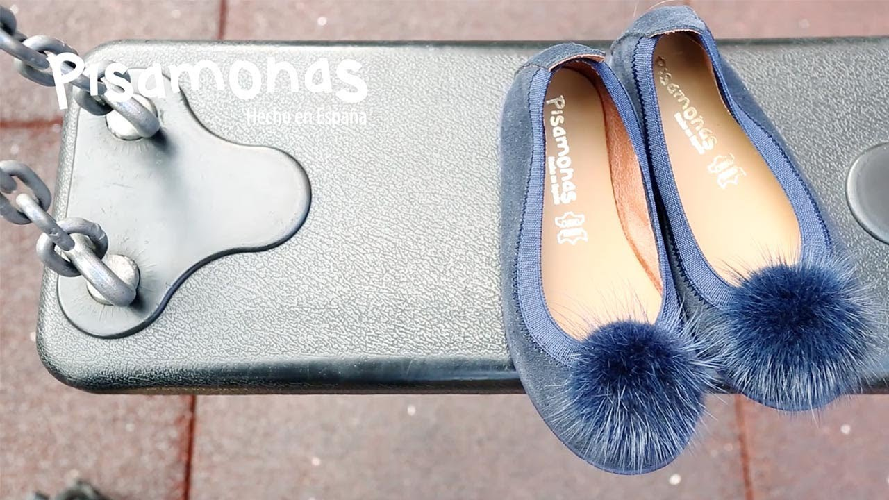 hermosa y encantadora código promocional información para Bailarina Niña Mujer Pompón | Calzado Pisamonas