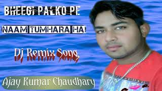 Bheegi Palko Pe Naam Tumhara Hai Dj Punjabi Remix Song By Babbu Maan
