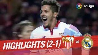 Download Video Resumen de Sevilla FC vs Real Madrid (2-1) MP3 3GP MP4