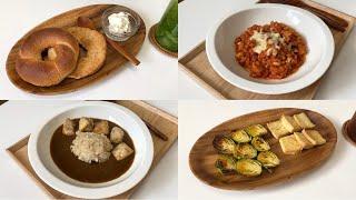 vlog. 마켓컬리 다이어트 식단 | 컬리플라워 라이스…