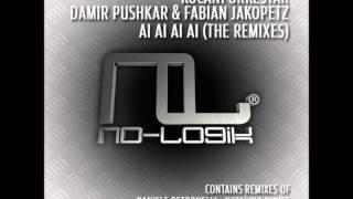 Kocani Orkestar, Damir Pushkar & Fabian Jakopetz - Ai ai ai ai (Natalino Nunes remix) - TECHNO