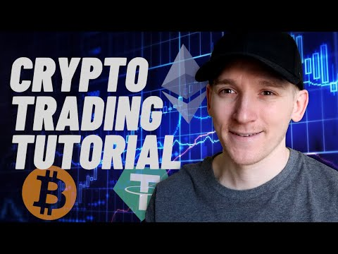How to Trade Cryptocurrency for Beginners – Learn Crypto Trading
