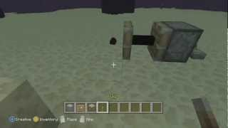 Minecraft Xbox 360:How To Get The Ender Dragon Egg (Creative & Survival)