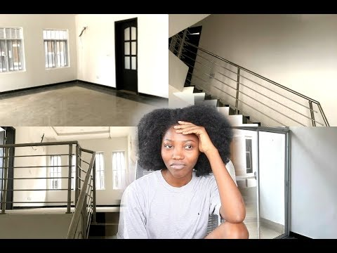 LIFE UPDATE - Why I Moved To Nigeria // Empty House Tour