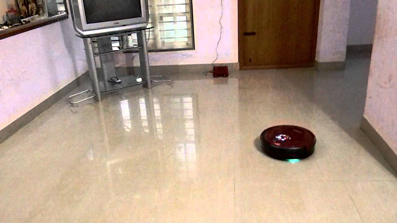 Robot Home Cleaner   YouTube