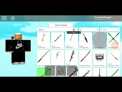 Roblox Top 5 AMAZING gears on Catalog Heaven Not OVERUSED