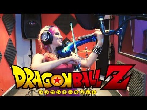 ANGELES FUIMOS ❤ en VIOLIN ELÉCTRICO!! (Dragon Ball Z)