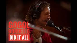 Gogol Bordello - Did It All