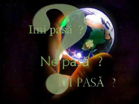 """DESTINUL PĂMÂNTULUI(Michael Jackson-""""Earth Song"""")"""