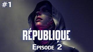 République Episode 2 (Pt. 1 - The Library)