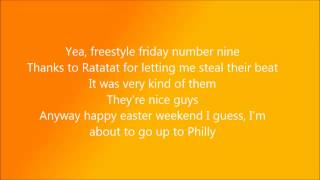 Let Me Oh (Freestyle Friday #9) Lyrics - e-dubble