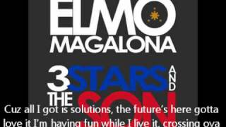 elmo magalona 3 stars and the son feat kris lawrence jay r and billy crawford with lyrics