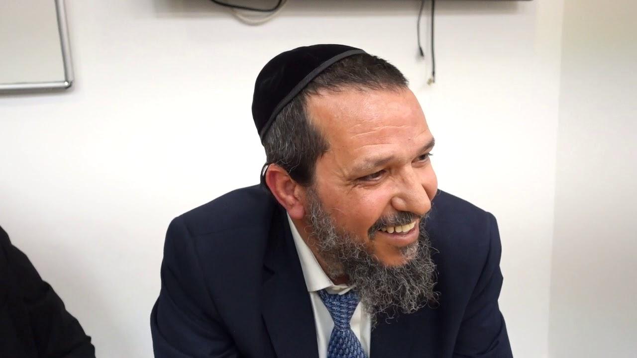 אמונה מעל השכל הרצאה מאת: הרב יוסף פורטל מרצה בכיר בארגון ''ערכים''