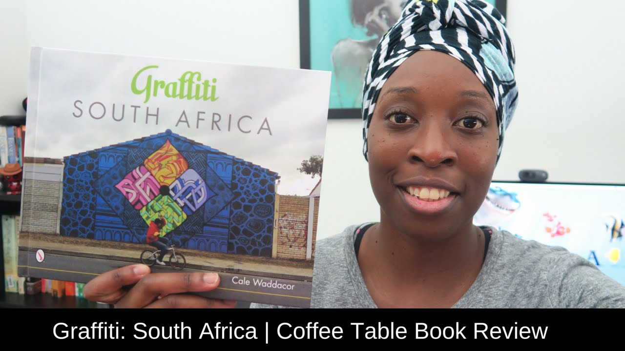 Graffiti South Africa Coffee Table Book Review