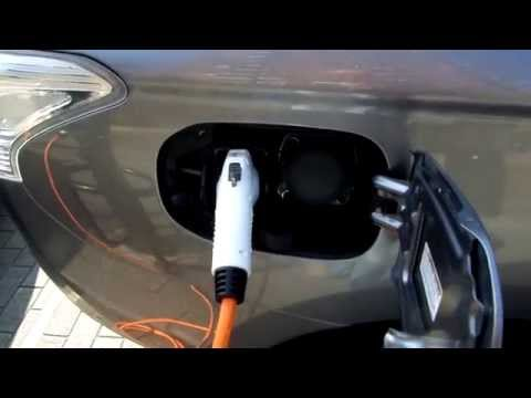 London wide network of electric vehicle charge points.