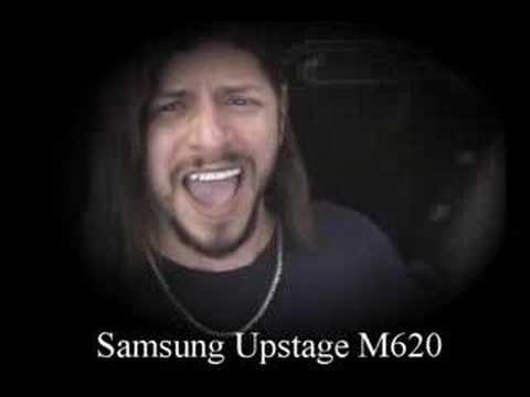 Samsung UpStage M620 Contest