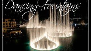 Танцующие фонтаны  в Дубаи Влог/ Поездка в ЭМИРАТЫ№1(Танцующие фонтаны в Дубаи Влог/ Поездка в ЭМИРАТЫ№1 ❀ ❀ ❀ ❀..., 2015-06-28T13:58:31.000Z)